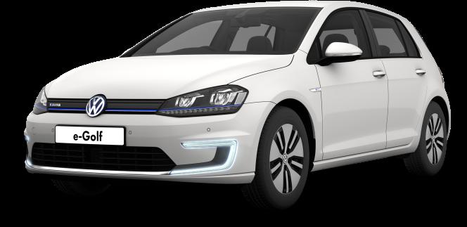 Imagen Volkswagen e-Golf 1